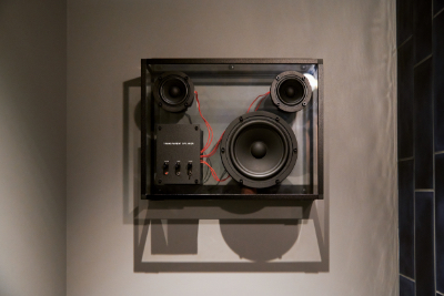 image of other installed audio speakers GENEVA TRANSPARENT SOUND1
